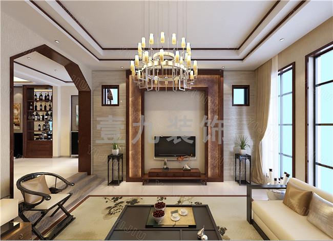 临沂南坊沂龙湾龙园别墅区的装修要求每个房间都需要自己的特点,整体设计以暖色为主,简单大方。