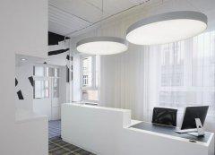 办公楼装修案例-2000平