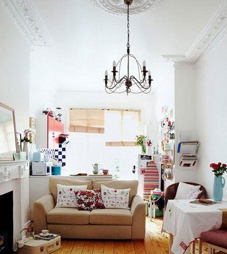 小户型客厅 10个经典教你如何搭配